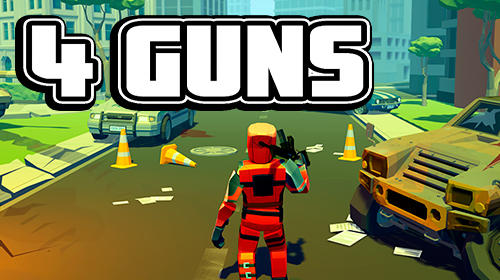 Scarica 4 guns: 3D pixel shooter gratis per Android.