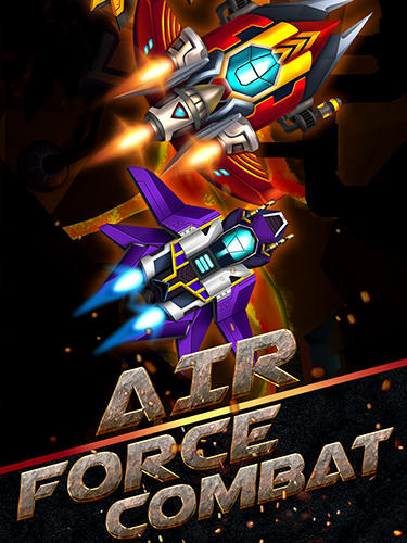 Scarica Air force combat. Shoot'em up gratis per Android.