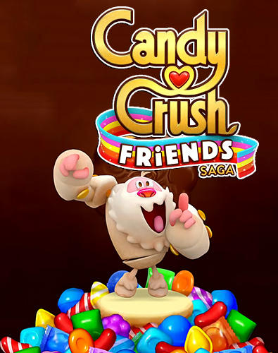 Scarica Candy crush friends saga gratis per Android.