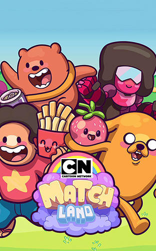 Scarica Cartoon network match land gratis per Android 5.1.