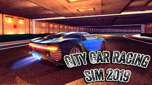 Scarica City car racing simulator 2019 gratis per Android.