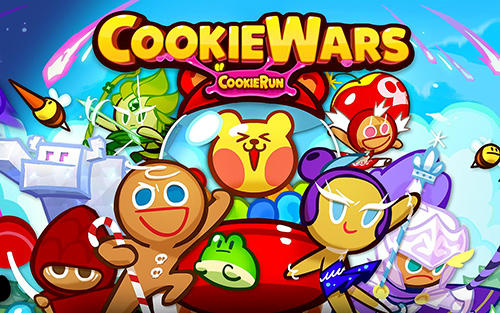Scarica Cookie wars: Cookie run gratis per Android 4.2.