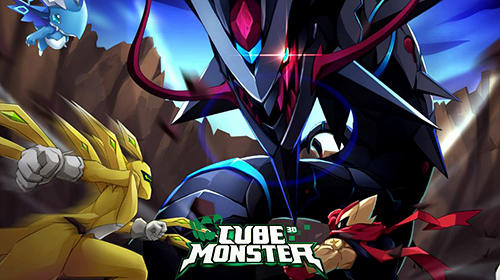 Scarica Cube monster 3D gratis per Android.