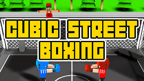Scarica Cubic street boxing 3D gratis per Android.