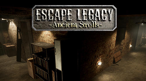 Scarica Escape legacy: Ancient scrolls VR 3D gratis per Android.