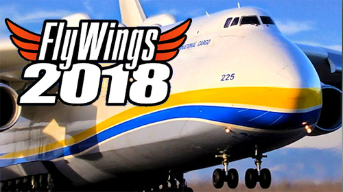 Scarica Flight simulator 2018 flywings gratis per Android 4.3.