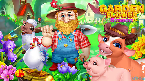 Scarica Garden flowers blossom gratis per Android 4.0.3.