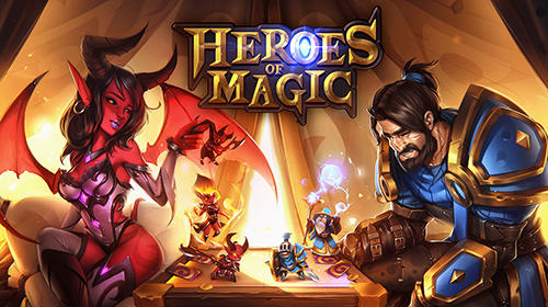 Scarica Heroes of magic: Card battle RPG gratis per Android.