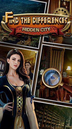 Scarica Hidden objects: Find the differences gratis per Android.