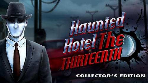 Scarica Hidden objects. Haunted hotel: The thirteenth gratis per Android.