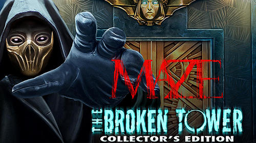 Scarica Hidden objects. Maze: The broken tower. Collector's edition gratis per Android.