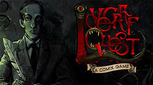 Scarica Lovecraft quest: A comix game gratis per Android.