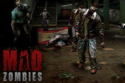 Scarica Mad zombies gratis per Android.