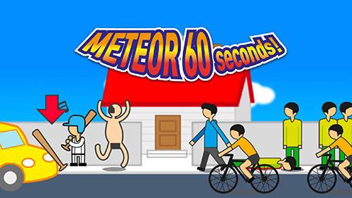 Scarica Meteor 60 seconds! gratis per Android.