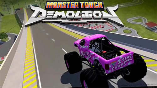 Scarica Monster truck demolition gratis per Android.