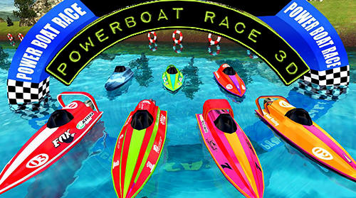 Scarica Powerboat race 3D gratis per Android.