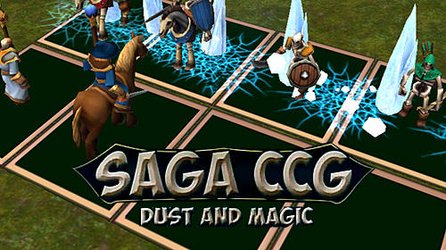 Scarica Saga CCG: Dust and magic gratis per Android.