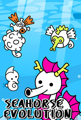 Scarica Seahorse evolution: Merge and create sea monsters gratis per Android.