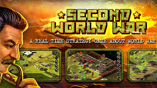 Scarica Second world war: Real time strategy game! gratis per Android 5.1.