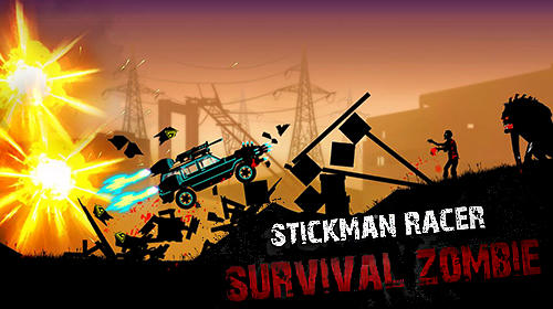 Scarica Stickman racer: Survival zombie gratis per Android.