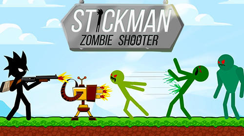 Scarica Stickman zombie shooter: Epic stickman games gratis per Android.
