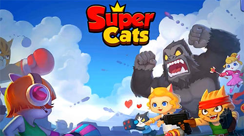Scarica Super cats gratis per Android 4.2.