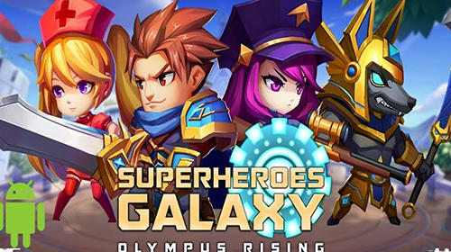 Scarica Super heroes galaxy: Olympus rising gratis per Android 4.0.3.