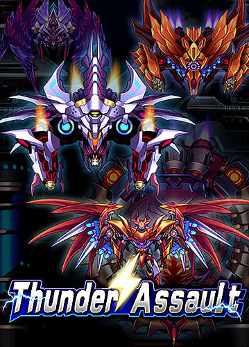 Scarica Thunder assault: Raiden striker gratis per Android.