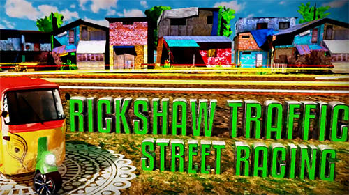 Scarica Tuk tuk drive traffic simulator 3D. Rickshaw traffic street racing gratis per Android.
