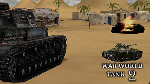 Scarica War world tank 2 gratis per Android.
