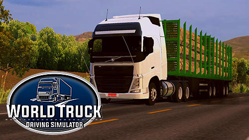 Scarica World truck driving simulator gratis per Android 5.0.