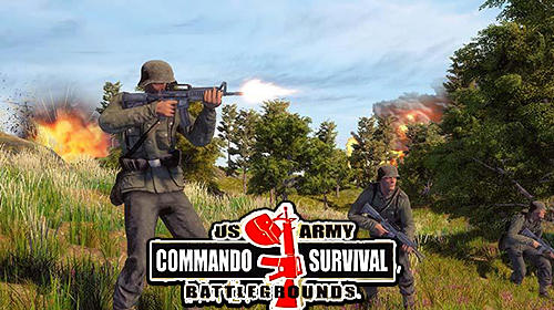 Scarica WW2 US army commando survival battlegrounds gratis per Android.