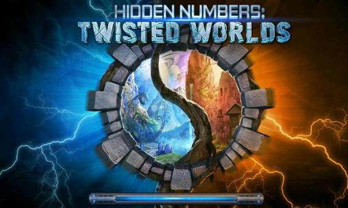 Scarica Hidden numbers: Twisted worlds gratis per Android 4.4.2.