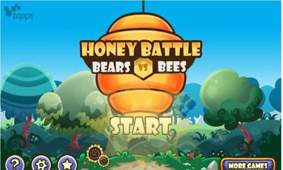 Honey Battle - Bears vs Bees