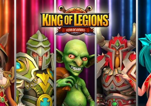 Scarica King of legions gratis per Android 4.0.1.