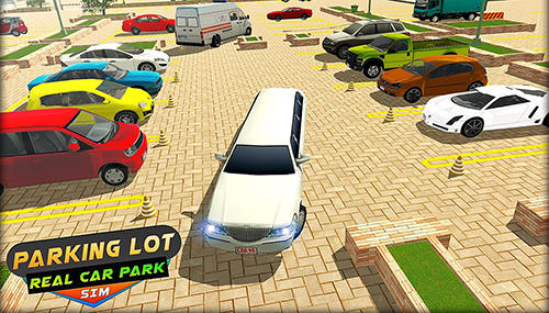 Scarica Parking lot: Real car park sim gratis per Android.