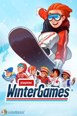 Playman: Winter Games