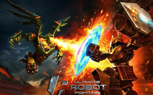 Scarica Ultimate robot fighting gratis per Android 4.2.2.