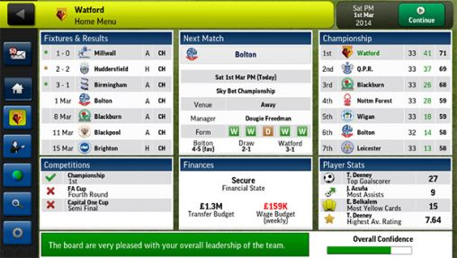 Football Manager Handheld 2014