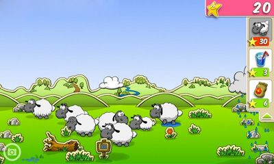 Clouds & Sheep