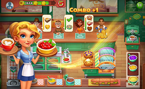 Cooking town: Restaurant chef game