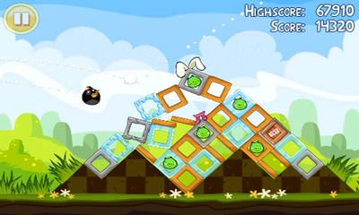 Angry Birds. Seasons: Easter Eggs