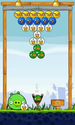 Angry Birds Shooter