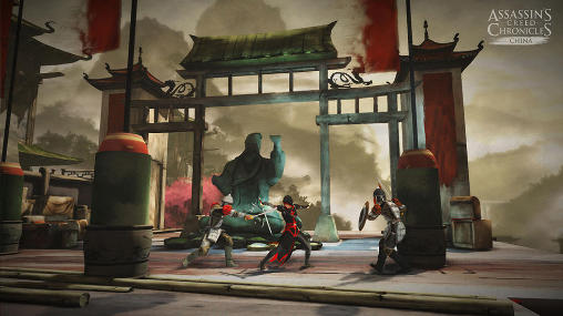Assassin's creed: Chronicles. China