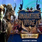 Con gioco Awa: Intelligent and magic puzzle per Android scarica gratuito Amaranthine voyage: Legacy of the guardians. Collector's edition sul telefono o tablet.
