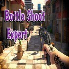 Con gioco Flying chickens per Android scarica gratuito Bottle shoot 3D game expert sul telefono o tablet.