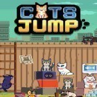 Con gioco Regular ordinary boy per Android scarica gratuito Cats jump! sul telefono o tablet.