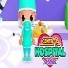 Con gioco Cloudy per Android scarica gratuito Central hospital stories sul telefono o tablet.