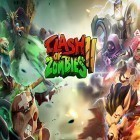 Con gioco Run for carrot per Android scarica gratuito Clash of zombies 2: Atlantis sul telefono o tablet.