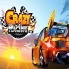 Con gioco Angry Birds. Seasons: Easter Eggs per Android scarica gratuito Crazy racing: Speed racer sul telefono o tablet.